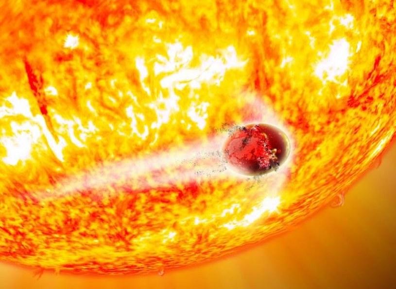 Gwiazda Kepler-56 pożera okrążające ją planety /materiały prasowe