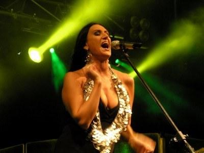 Gwiazda koncertowego wieczoru - Kayah /INTERIA.PL