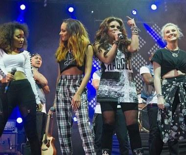 Gwiazda Little Mix dostała butelką w twarz