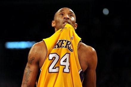 Gwiazda Los Angeles Lakers Kobe Bryant. /AFP