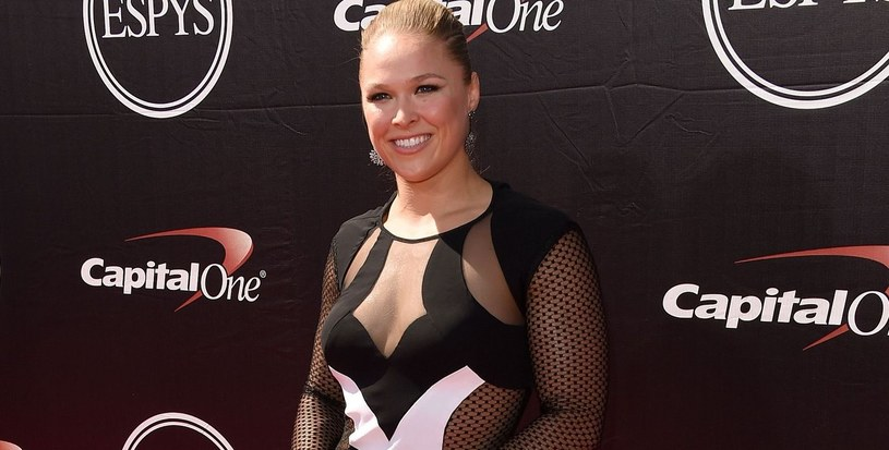 Gwiazda MMA Ronda Rousey /AFP