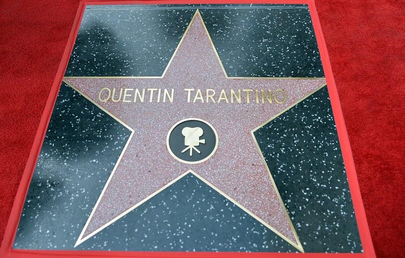 Gwiazda Quentina Tarantino /AFP