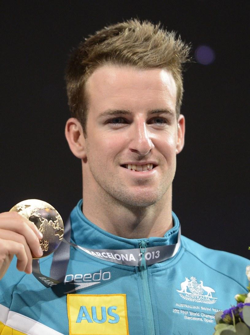 Gwiazda reprezentacji Australii James Magnussen /AFP