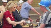 """Gwiazda serialu """"Słoneczny patrol"""" serwowała wegetariańskie posiłki więźniom"""