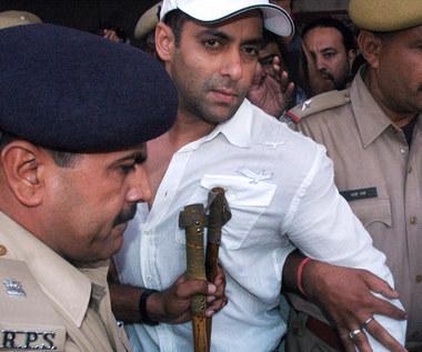 Gwiazdor Bollywood Salman Khan skazany za kłusownictwo