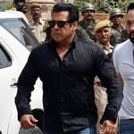Gwiazdor Bollywood skazany na pięć lat więzienia