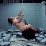 "Gwiazdor porno Ron Jeremy jak Miley Cyrus (parodia ""Wrecking Ball"")"