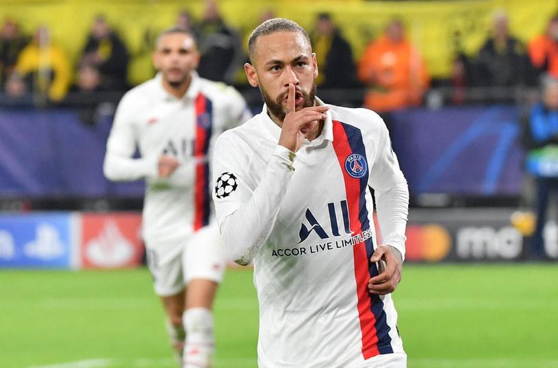 Gwiazdor PSG - Neymar /Liewig Christian/ABACA /East News