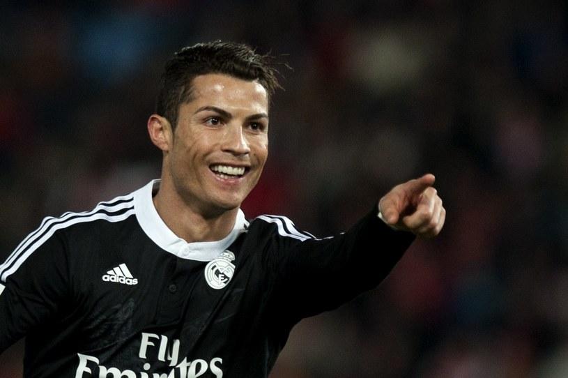 Gwiazdor Realu Madryt Cristiano Ronaldo /AFP