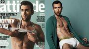 """Gwiazdor z """"Harry'ego Pottera"""" na okładce magazynu dla gejów! Sexy?"""