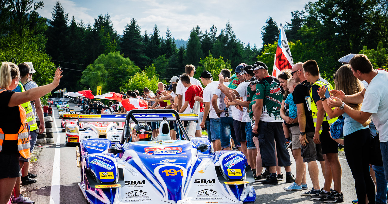 Gwiazdy europejskich wyścigów wracają do Limanowej