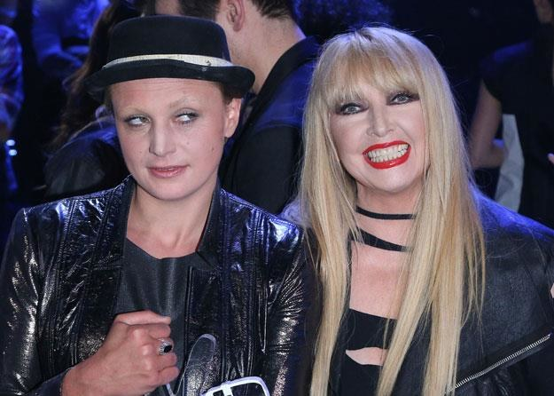 Gwiazdy Festiwalu w Opolu: Natalia Sikora i Maryla Rodowicz /MWMedia