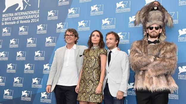 "Gwiazdy i ekipa filmu ""Reality"" na festiwalu w Wenecji - fot. Pascal Le Segretain /Getty Images"