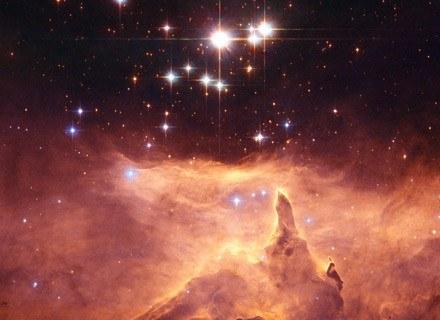 Gwiazdy kryją niejedną tajemnicę /AFP