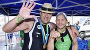 Gwiazdy na mecie Herbalife Triathlon Gdynia 2013