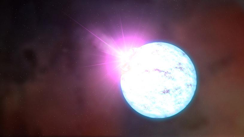 Gwiazdy neutronowe są inne od wszystkiego, co znamy /NASA