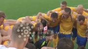 Gwiazdy o meczu TVN kontra TVP