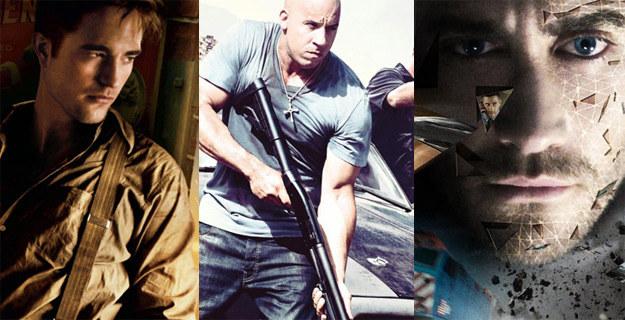 Gwiazdy tygodnia: Robert Pattinson, Vin Diesel i Jake Gyllenhaal /materiały dystrybutora