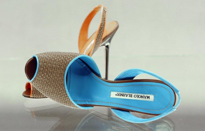 Gwiazdy uwielbiają buty Manolo /Getty Images