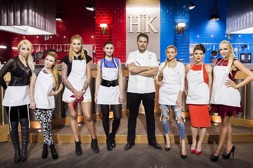 """Gwiazdy w """"Hell's Kitchen"""" /Styl.pl/materiały prasowe"""