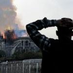 Gwiazdy w szoku po tragedii w Paryżu! Tak komentują pożar Notre Dame