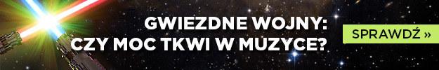 """""""Gwiezdne wojny"""" i muzyka - kliknij po więcej! /INTERIA.PL"""