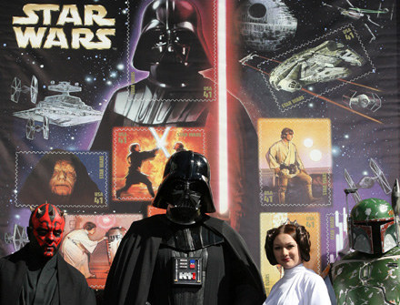 """""""Gwiezdne wojny"""" mają już 30 lat /AFP"""
