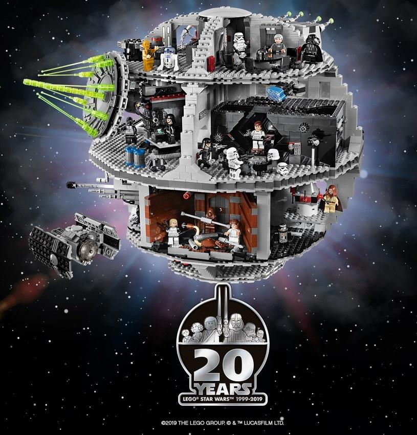 Gwiezdne Wojny w wersji LEGO mają już 20 lat /materiały prasowe