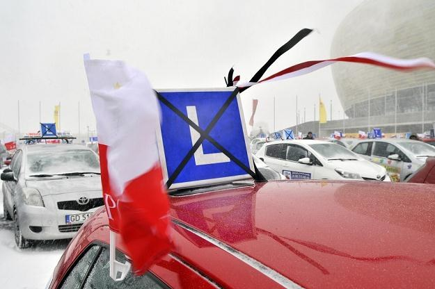 Gwóźdź do trumny szkół jazdy? / Fot: Przemek Świderski /Reporter