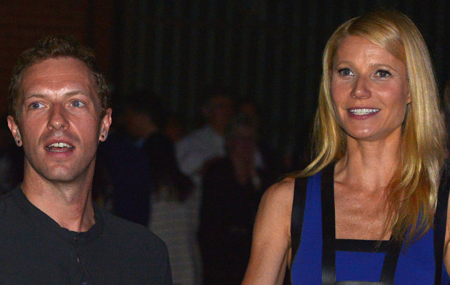 Gwyneth Paltrow i Chris Martin /Charley Gallay/Getty Images /Getty Images