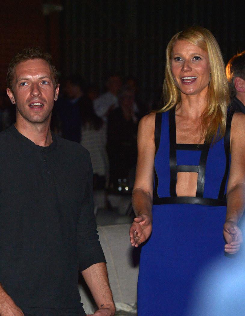 Gwyneth Paltrow i Chris Martin /Getty Images