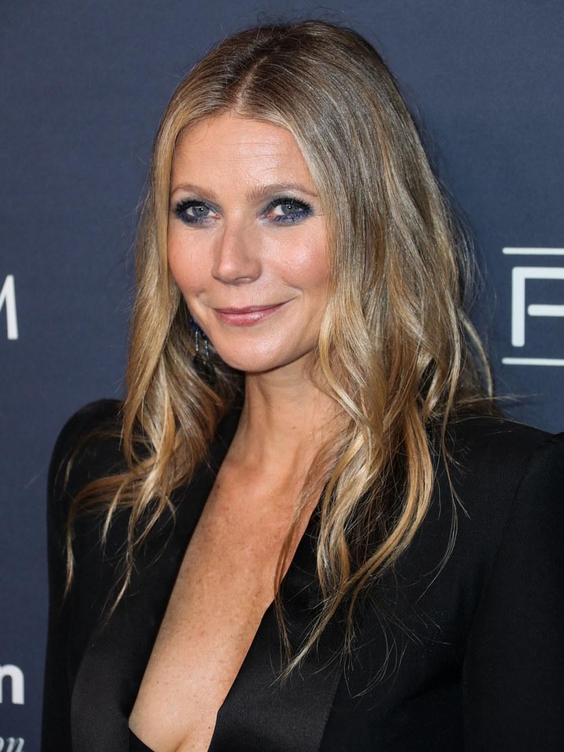 Gwyneth Paltrow promuje życie w zgodzie z naturą /Splash News /East News