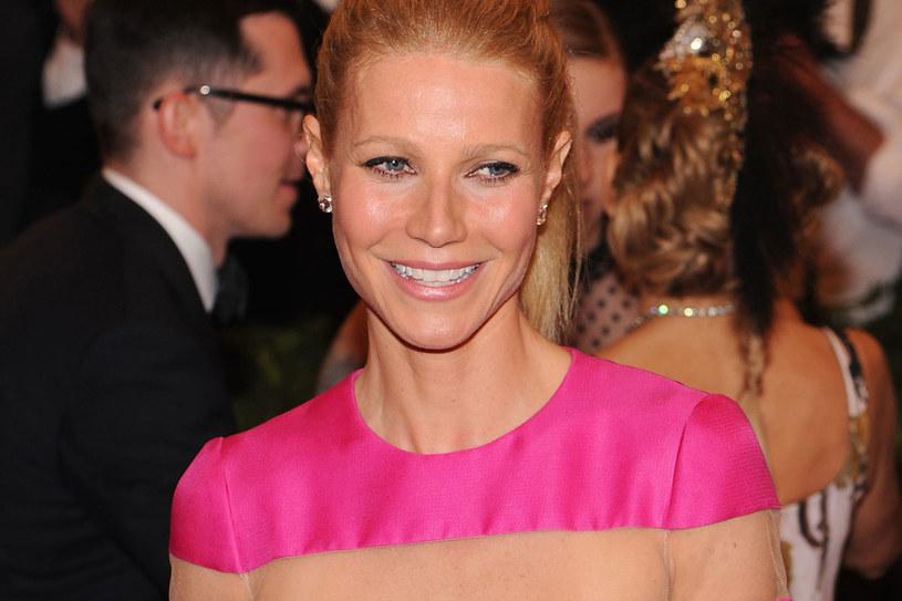 Gwyneth Paltrow rozstaje się z mężem po 10 latach małżeństwa /Getty Images/Flash Press Media