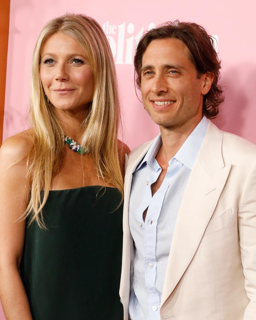 Gwyneth Paltrow z mężem, Bradem Falchukiem /Taylor Hill /Getty Images