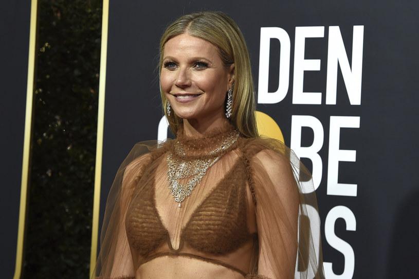 Gwyneth Paltrow znalazła szczęście u boku Brada Falchuka /Invision/Invision/East News /East News