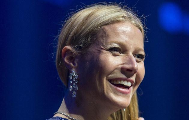 Gwyneth Paltrow znów jest zakochana! /JEROME FAVRE /Getty Images