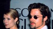 Gwyneth Paltrow znów przyjaźni się z Bradem Pittem