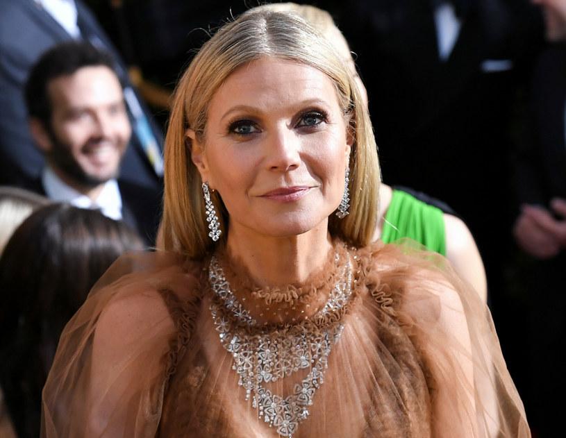 Gwyneth Paltrwo przyznaje, że wraz z wiekiem zmieniły się jej priorytety - zamiast o wygląd, stara się dbać głównie o swoje wewnętrzne piękno /Rex Features /East News