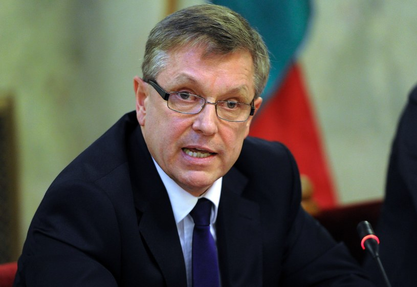 Gyoergy Matolcsy, prezes Węgierskiego Banku Narodowego (MNB) /AFP