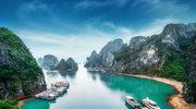 Ha Long - najpiękniejsze miejsce w Wietnamie