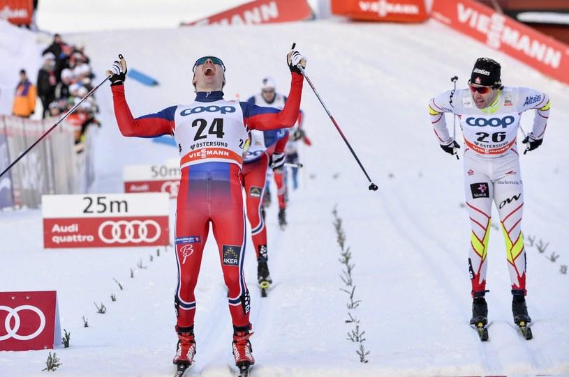 Haagen Krogh triumfował w sprincie /AFP