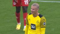 Haaland strzelił dwa gole, Borussia Dortmund pokonała Mainz 3-1. WIDEO