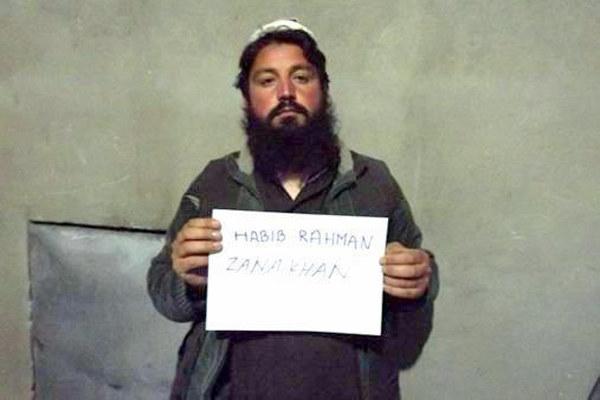 Habib Rahman alias Abdul Hanan /AFP