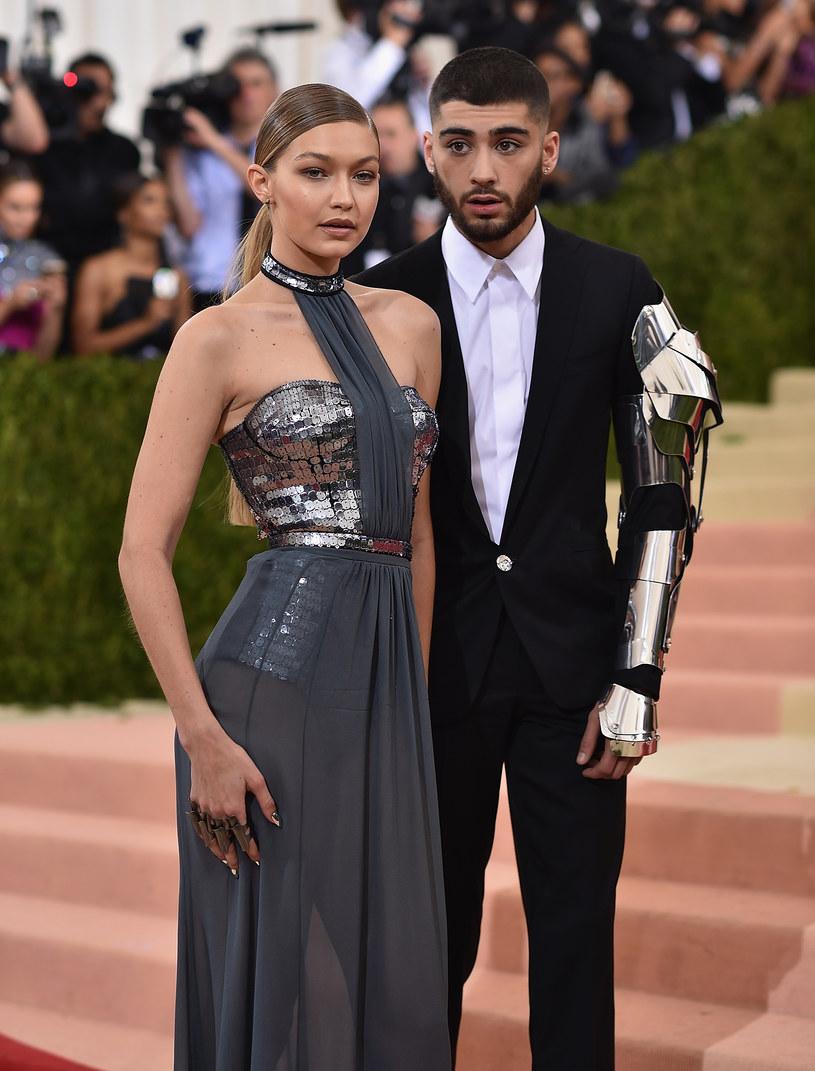Hadid i Malik wytrzymali ze sobą kilka miesięcy /Dimitrios Kambouris /Getty Images
