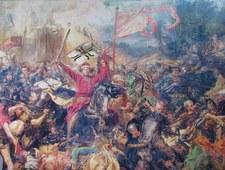 Haftowana bitwa pod Grunwaldem jak malowana