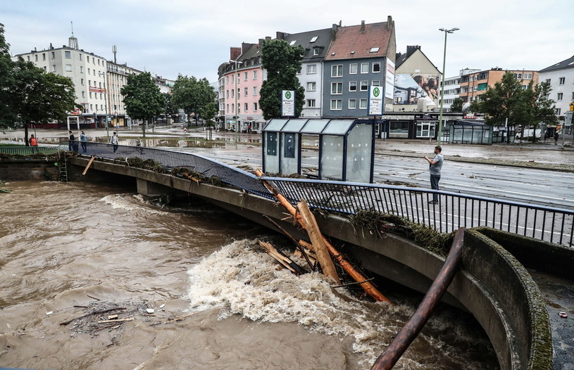 Hagen, Niemcy. /Friedemann Vogel /PAP/EPA