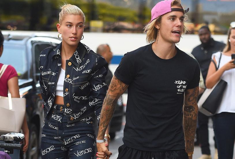 Hailey Baldwin i Justin Bieber /East News