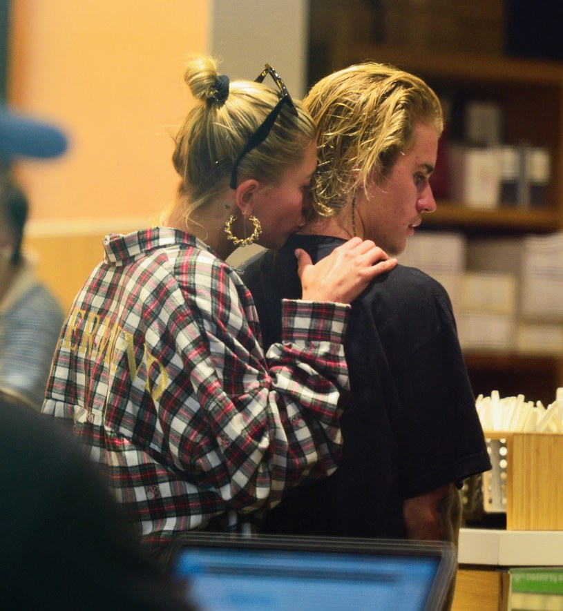 Hailey Baldwin i Justin Bieber /East News