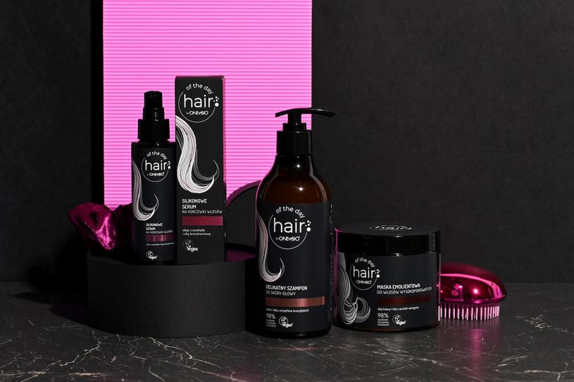 Hair of The Day - nowości OnlyBio.life dla włosomaniaczek! /INTERIA/materiały prasowe