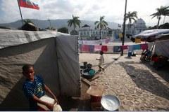Haiti bardzo powoli podnosi się z gruzów
